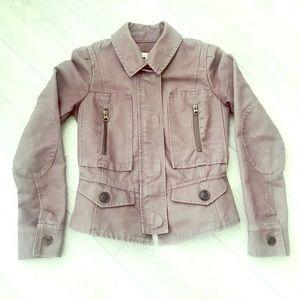 🌟 Ann Taylor Loft Brown Jacket